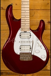 Music Man Silhouette Candy Apple Red used