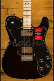 Fender American Pro Telecaster Deluxe Shawbucker Black Maple