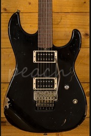 Friedman Cali Guitar Black with Rosewood Board