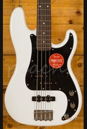 Squier Affinity PJ Bass Olympic White