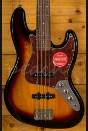 Squier Vintage Modified Jazz Bass 3 Tone Sunburst