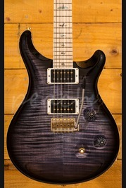 PRS Custom 24 Purple Mist Pattern Thin Maple Neck Swamp Ash Back