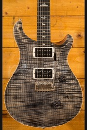 PRS Custom 24 Charcoal 10 Top Ebony Board