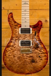 PRS Custom 24 Autumn Sky 10 Top Quilt Maple Neck