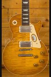 Gibson Custom True Historic '59 Les Paul Reissue Aged - Vintage Lemon Burst