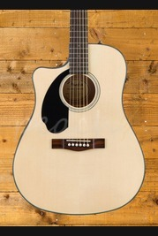 Fender CD-60Sce Natural Left Handed