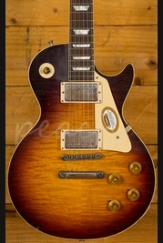 Gibson Custom True Historic 1959 Les Paul Reissue Aged - Vintage Dark Burst