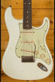 Fender Custom Shop '59 Journeyman Anniversary Stratocaster - Olympic White