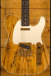 Fender Custom Shop Artisan Tele - Roasted Alder with Spalted Maple Top