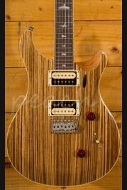 PRS SE 2017 Custom 24 Zebrawood Ltd Edition