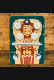 Orange Fur Coat Fuzz Pedal