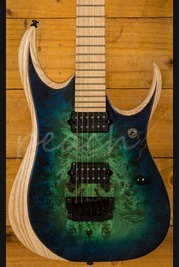 Ibanez RGDIX6MPB-SBB Surreal Blue Burst