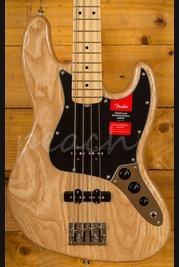 Fender American Pro Jazz Bass Maple Neck Natural