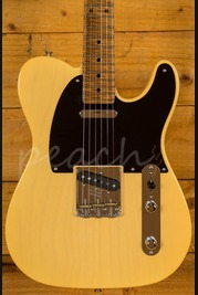 Fender Custom Shop 52 Tele NOS Nocaster Blonde AA Flame Neck