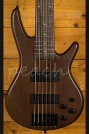 Ibanez GSR206B-WNF 6 String Bass Walnut Flat
