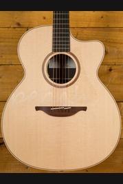 Lowden O32C Indian Rosewood & Sitka Spruce - Cutaway - LR Baggs Anthem