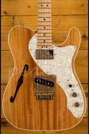 Fender 2017 Ltd Mahogany Elite Tele Thinline Natural