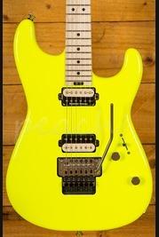 Charvel Pro Mod San Dimas Style 1 Neon Yellow