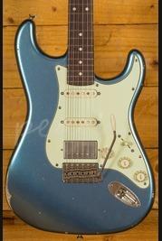 Xotic California Classic XSC-2 Ice Blue Metallic Medium Aged