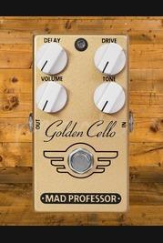 Mad Professor Golden Cello Overdrive Delay