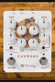 Keeley Caverns Delay/Reverb V2