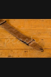 Leathergraft Adjustable Guitar Strap - Tan