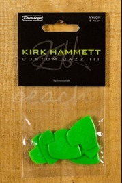 Jim Dunlop Kirk Hammett Jazz III Players Pack
