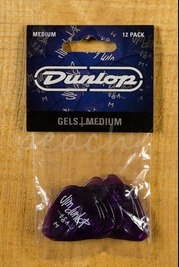 Jim Dunlop Gel Guitar Picks 12 pack