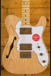 Squier Vintage Modified '72 Telecaster Thinline - Natural