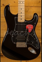 Fender American Special Strat HSS Maple Neck Black