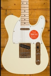 Squier Affinity Series Telecaster Maple Fingerboard, Arctic White