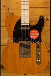 Squier Affinity Series Telecaster Maple Fingerboard, Butterscotch Blonde