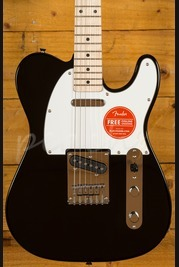 Squier Affinity Tele Maple Neck Black