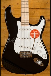 Squier Affinity Strat Maple Neck Black