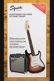 Squier Strat Pack Short Scale, Frontman 10G Guitar Amplifier