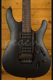 Ibanez S520-WK Weathered Black