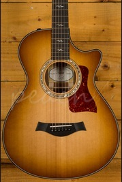 Taylor 712ce 12 Fret Fall 2017 Limited Edition Cedar on Koa