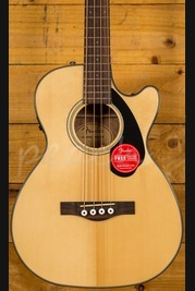 Fender CB60-CE Acoustic bass Natural