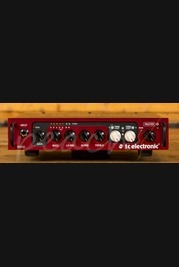 TC Electronic BH550 Bass Amplifier Head Used