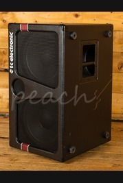 TC Electronic K212 2x12 Bass Cabinet Used