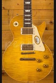 Gibson Custom True Historic 1960 Les Paul Reissue Vintage Lemon Burst