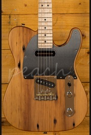 Fender 2017 Ltd American Pro Pine Tele Natural