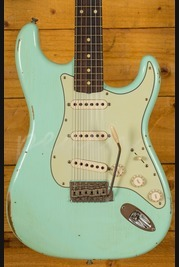 Fender Custom Shop '60 Strat Relic Surf Green