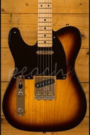 Fender Custom Shop '52 Telecaster NOS 2 Tone Sunburst Left Handed