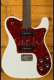 Friedman Vintage T Guitar Vintage White Tortoiseshell Scratchplate