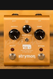 Strymon OB1 Clean Boost Compressor