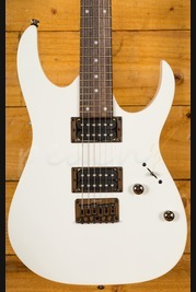Ibanez RG421-WH White *Cosmetic Damage*