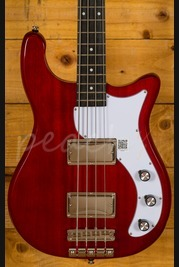 Epiphone Embassy Pro Bass Dark Cherry