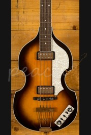 Hofner Violin Bass CT Sunburst