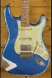 Xotic California Classic XSC-2 Lake Placid Blue Heavy Aged (Allen Hinds)